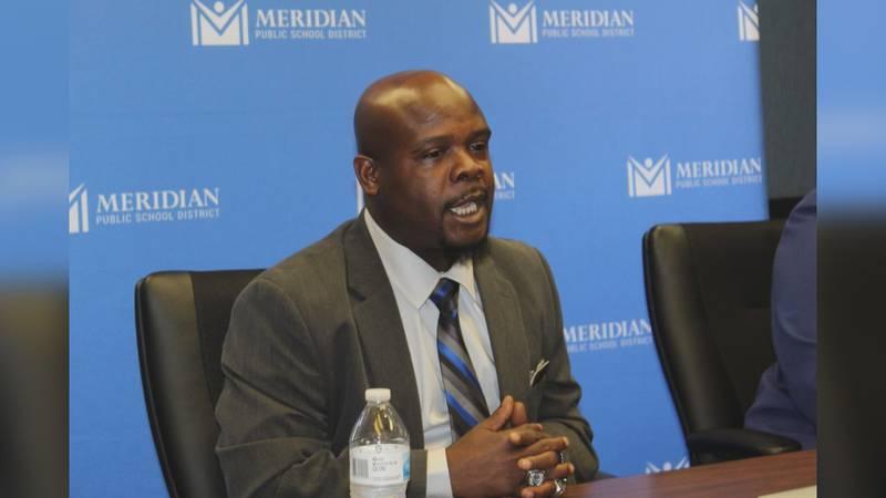 Dr. Joe Griffin resigned as principal of Meridian High School. Angela McQuarley was named...