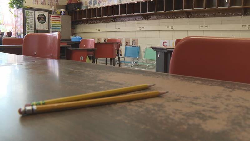 The classrooms are ready in Lauderdale County schools.