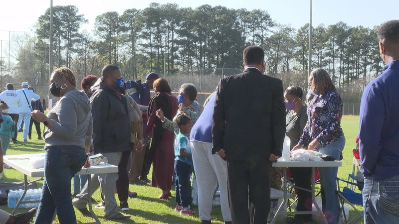 Local churches and many residents remembered those who have lost their lives during these last...