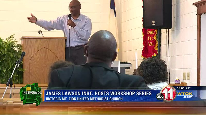 James Lawson Institute Workshop