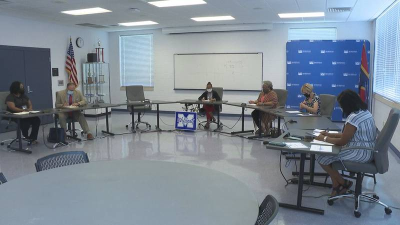 Meridian Public School District votes to mandate masks for new school year.