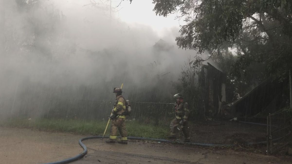 6th Ave. house fire