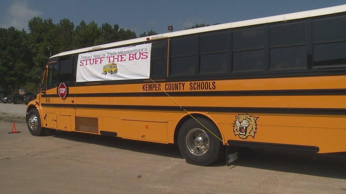 2020's Kemper County Stuff the Bus
