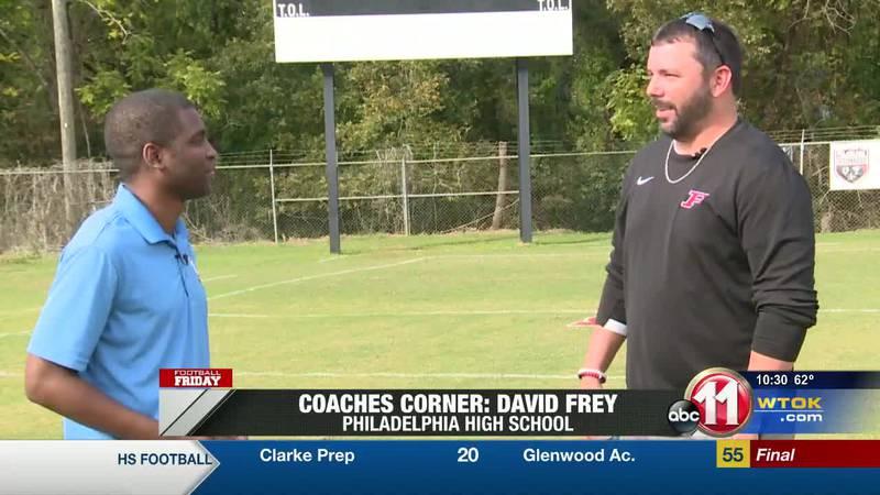 Coaches Corner: Coach David Frey (Philadelphia Tornadoes)
