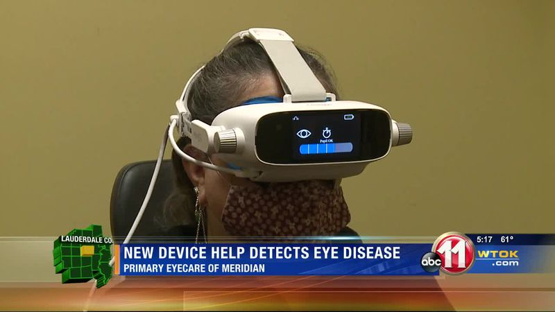 New technology helps detect eye disease earlier