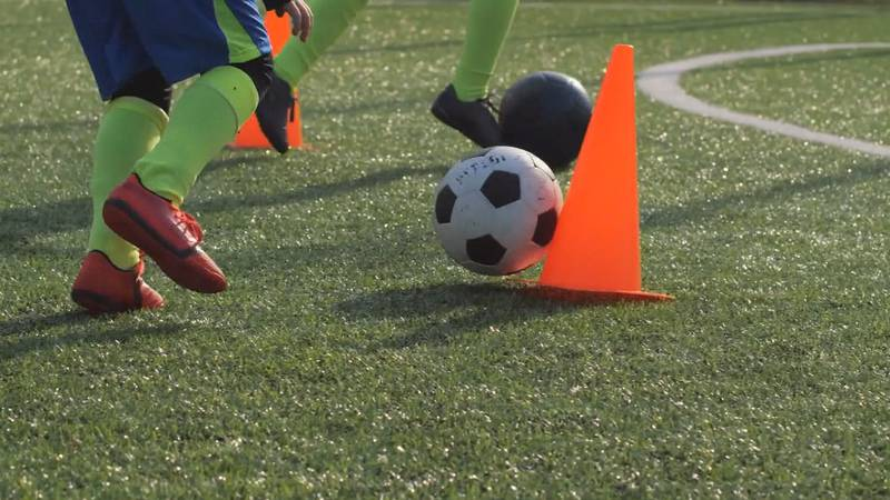 Young athletes are now under even more stress because of the potential dangers of COVID-19.