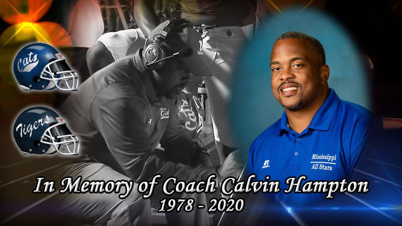 In Memory - Coach Calvin Hampton