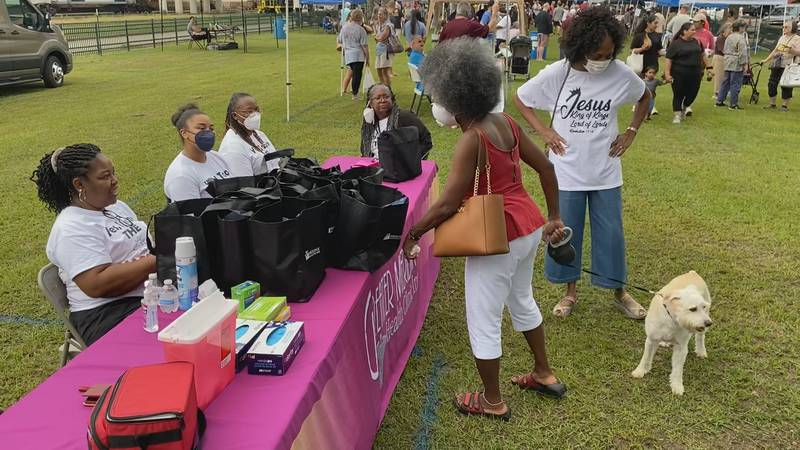Greater Meridian Health Clinic offered free COVID vaccinations and booster shots at Earth's...