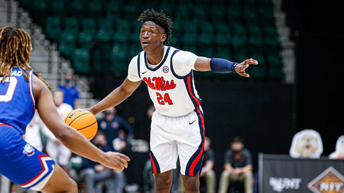 No. 1 Ole Miss fell to No. 4 Louisiana Tech 70-61 in the opening round of the NIT