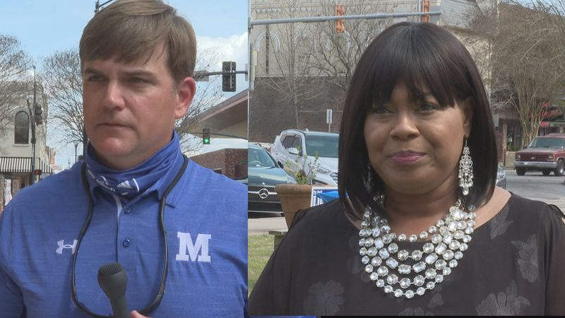 Newscenter 11 spoke with two candidates that are campaigning to be a fresh face for the Ward 5...