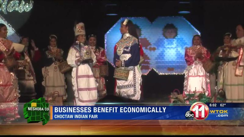 Choctaw Indian Fair economic impact