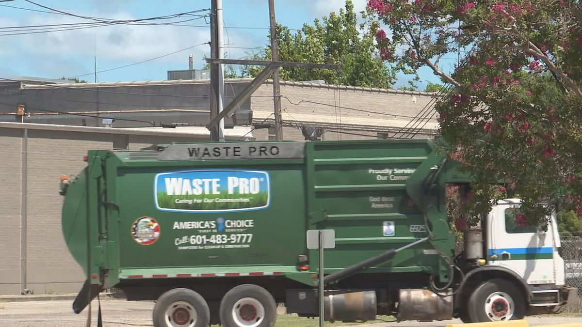 Waste Pro will be running grapple trucks, beginning Saturday, Feb. 20, to begin clearing storm...