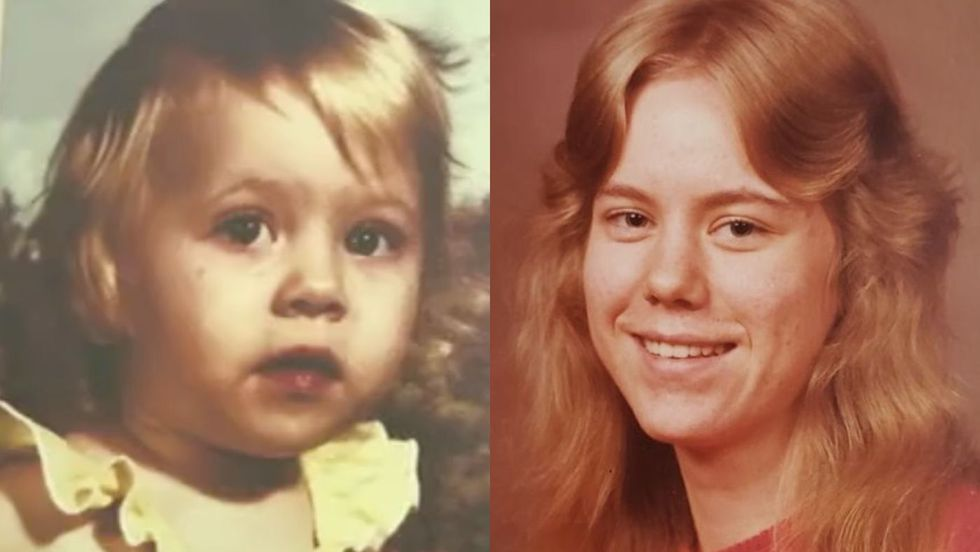 After 38 years, Baby Jane, also called Delta Dawn, has been identified as 18-month old Alisha...