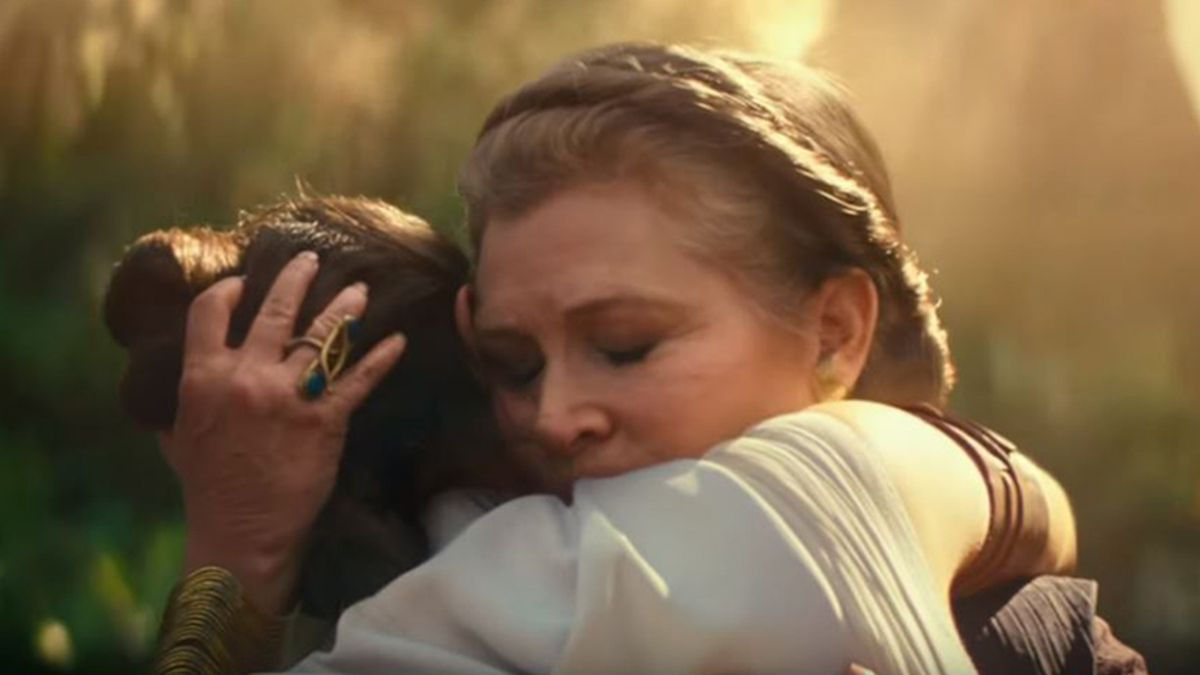 A teaser trailer for the last installment, Episode IX, of the Star Wars saga dropped on Friday, April 12. (Source: YouTube)