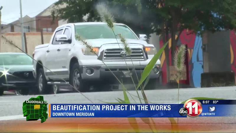 City of Meridian working to make downtown visually appealing