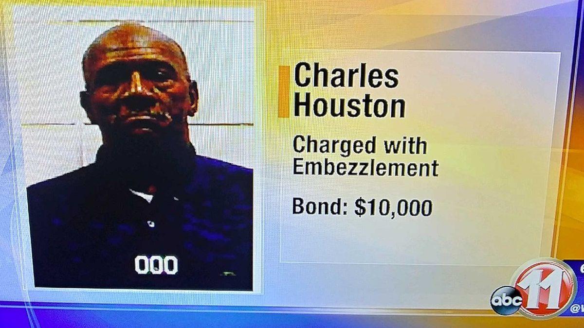 Charles Edward Houston (Source: Lauderdale County Sheriff's Dept.)