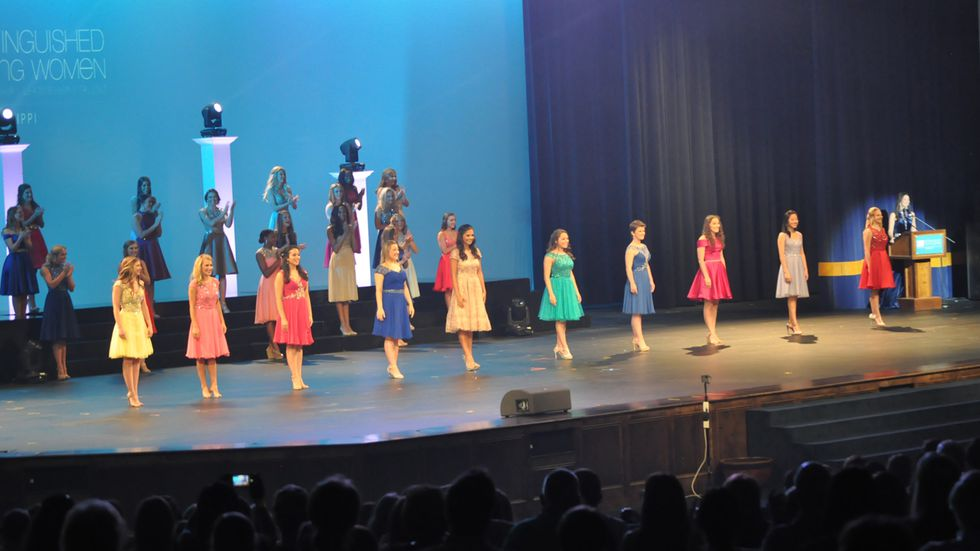 2019 Distinguished Young Women of Mississippi Finalists ...