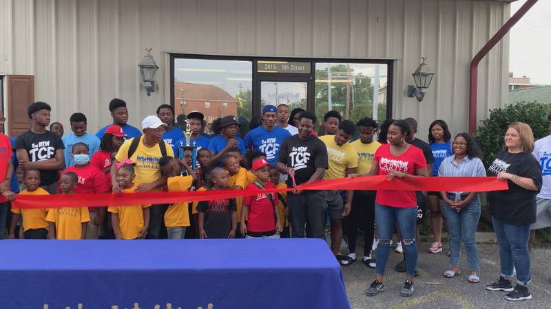 James Carter Foundation held a ribbon-cutting for their new building that they are calling...