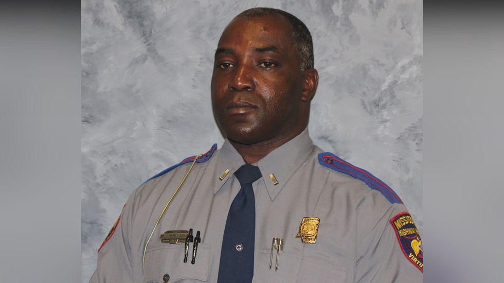 Lt. Troy Morris