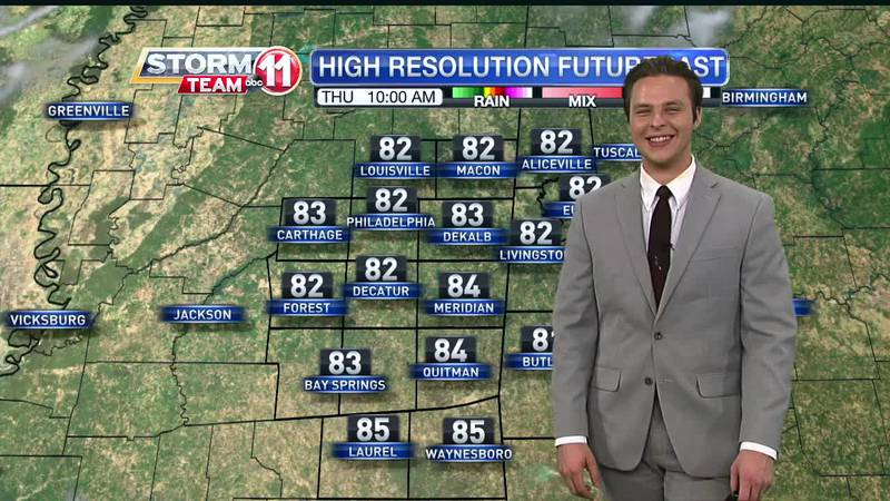Today's Weather - Harrison Nix - June 17th, 2021