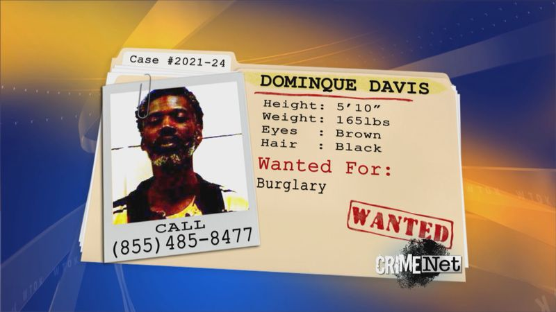 The Lauderdale County Sheriff's Department needs your help to locate Dominque Davis.