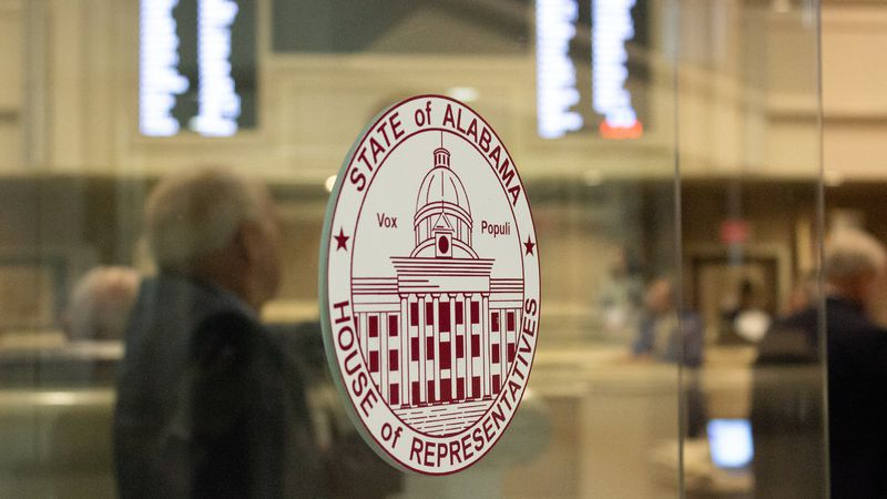 Lottery and casino legislation has stalled in the Alabama House of Representatives.  (Source:...