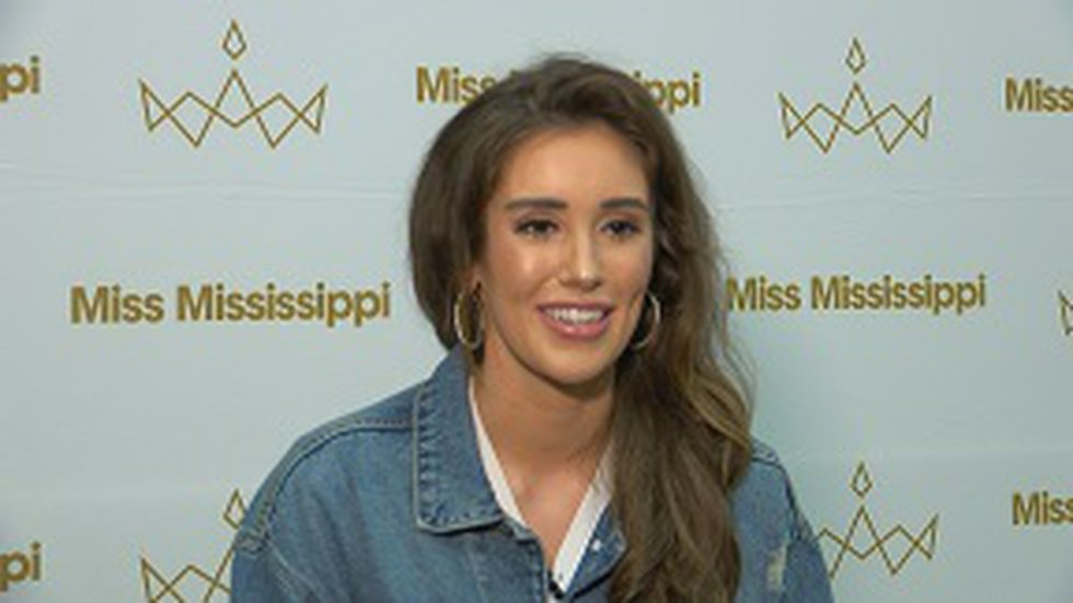 Hyer has kept the title of Miss Mississippi for two years. COVID-19 postponed the state...