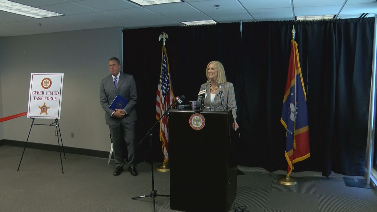 Mississippi's Cyber Fraud Task Force intends to help prevent, detect and mitigate cyber-enabled...