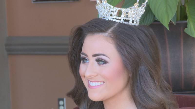 Holly Brand, Miss Mississippi 2021.