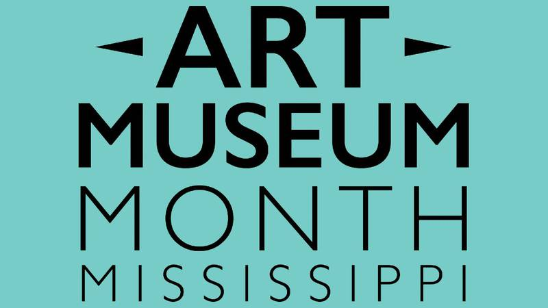 """Through """"Art Museum Month Mississippi"""", campaign, both in-state and out-of-state visitors can..."""