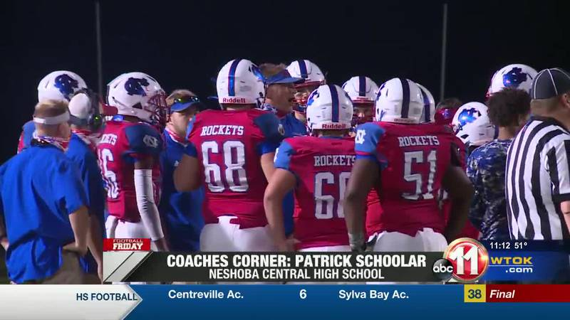 Coaches Corner: Coach Patrick Schoolar (Neshoba Central Rockets)