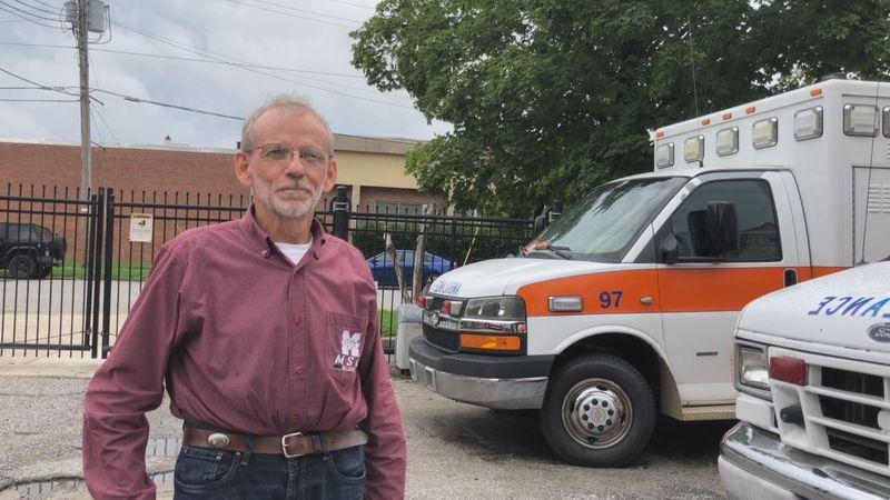 T.J. Irby, Metro Ambulance