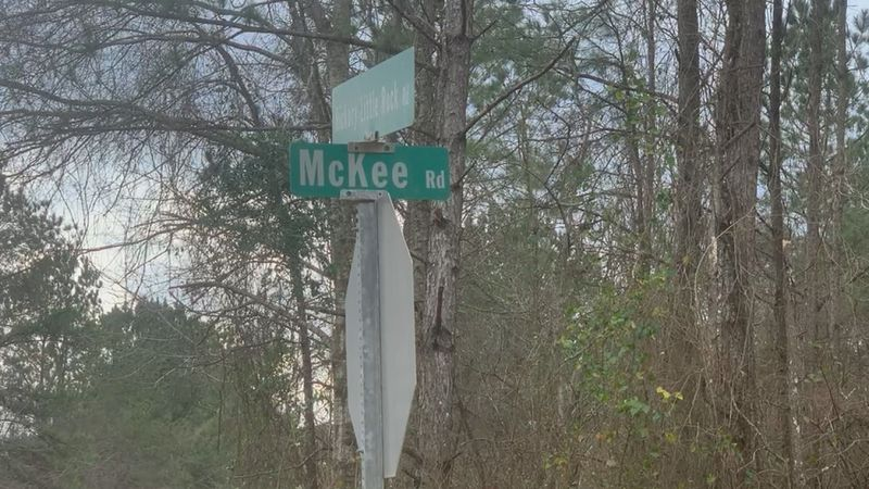 One person was killed and two others were airlifted after two vehicles collided on McKee Road...