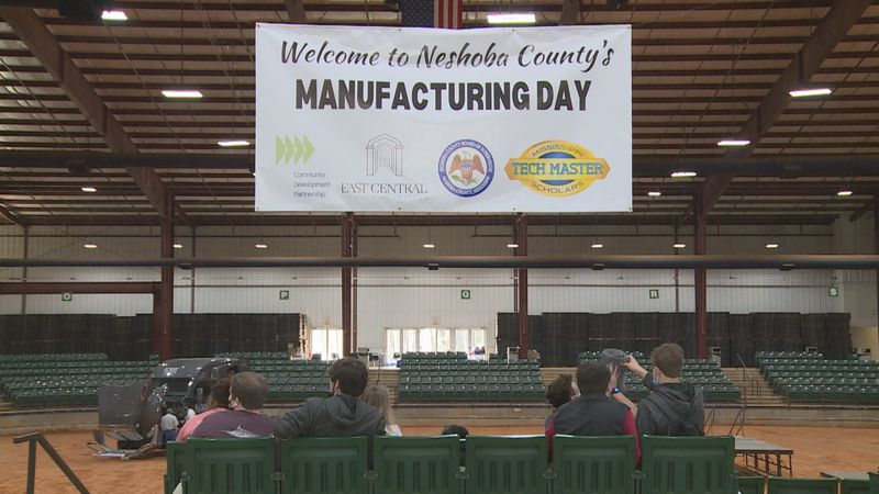 Manufacturing Day in Neshoba County