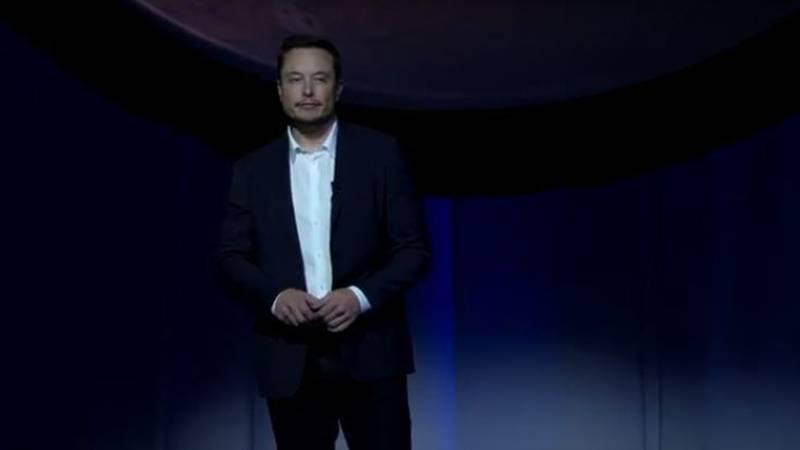Elon Musk (Source: SpaceX)