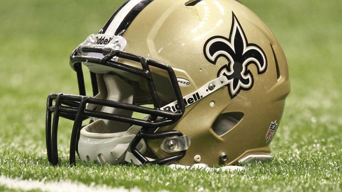 (Courtesy: New Orleans Saints)