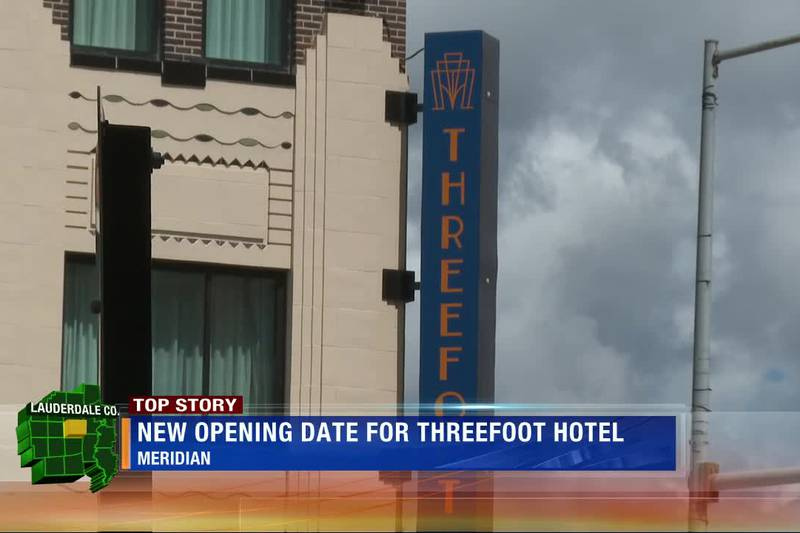 City leaders set new opening date for Threefoot opening