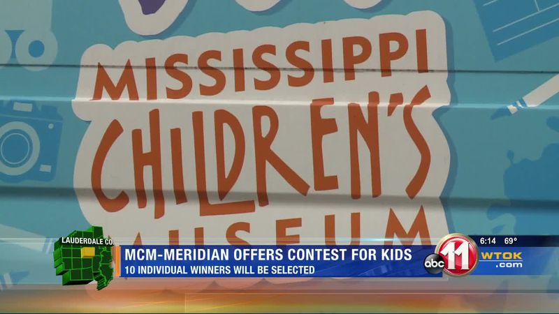 Mississippi Children's Museum Meridian offers an educational contest for area children