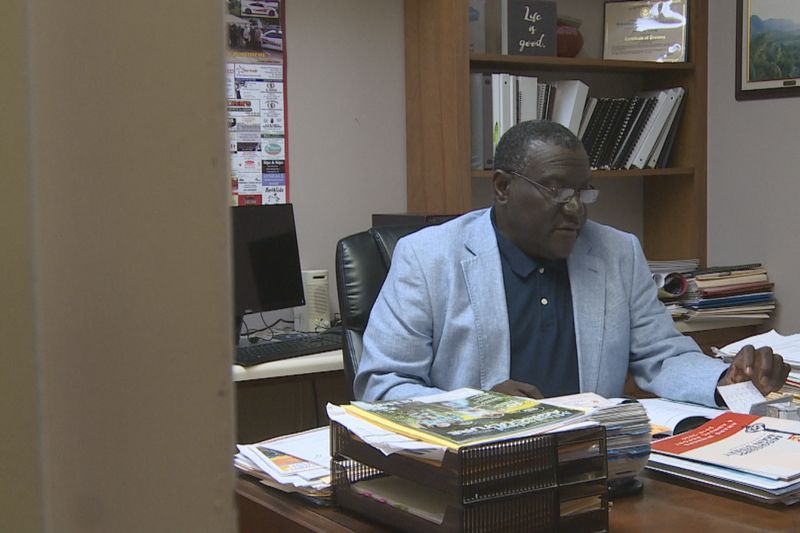 Mayor James Young to enter fourth term as Philadelphia's mayor.