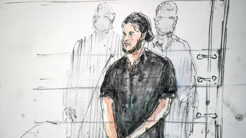 The trial of 20 men accused in a series of coordinated attacks on Paris in 2015 opened Wednesday.