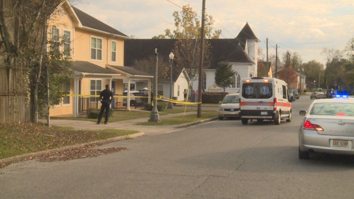 The Meridian Police Department is investigating a shooting that took place at J.T. Davis Court.