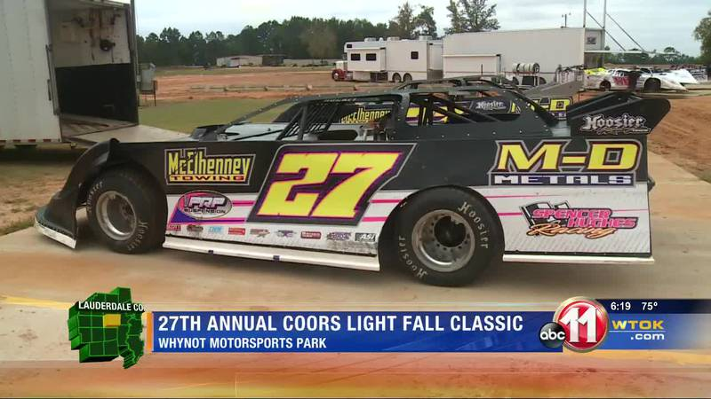 Whynot Motorsports Park hosts fall classic