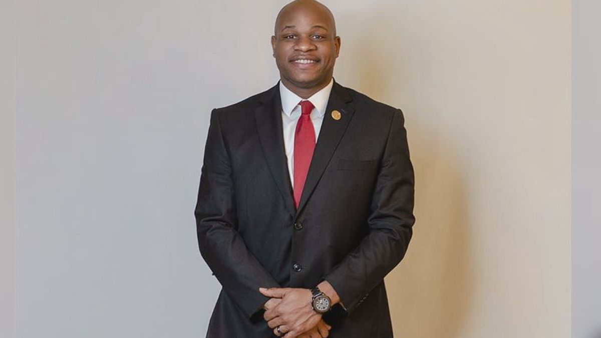 Former councilman Tyrone Johnson says he plans to run from for mayor of Meridian in 2021.