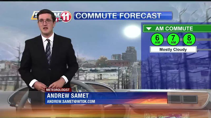 Today's Weather - Andrew Samet - March 3rd, 2021