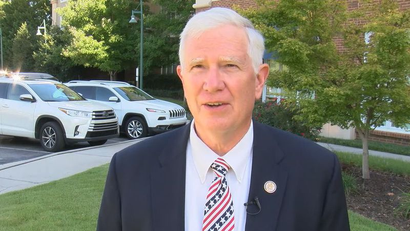 Congressman Mo Brooks spoke on the House Floor Thursday morning on what he calls a flaw in...