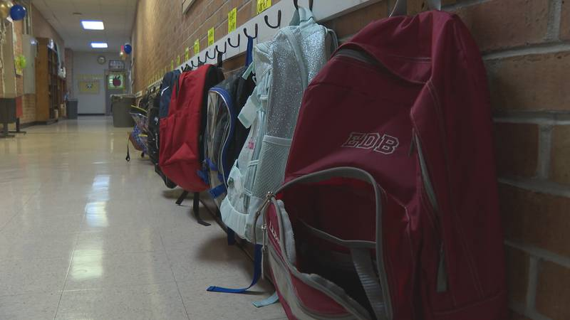 Meridian Public Schools has a universal face mask policy in place for all indoor activities.