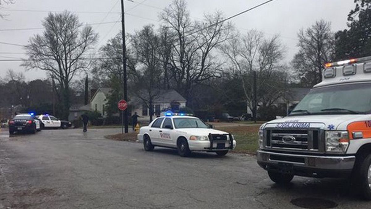 Meridian Police Investigate Afternoon Shooting