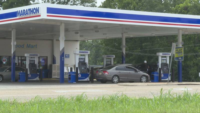 Man shot to death at local gas station.