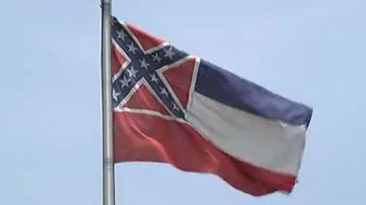 Mississippi State flag change