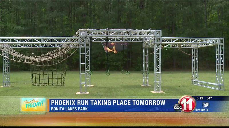 Phoenix Run taking place Saturday